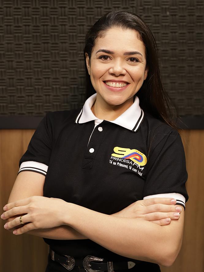 Alkenia Kadna - Repórter