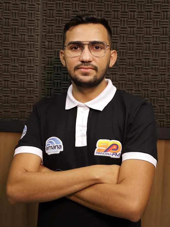 Jalisson Ferreira - Repórter