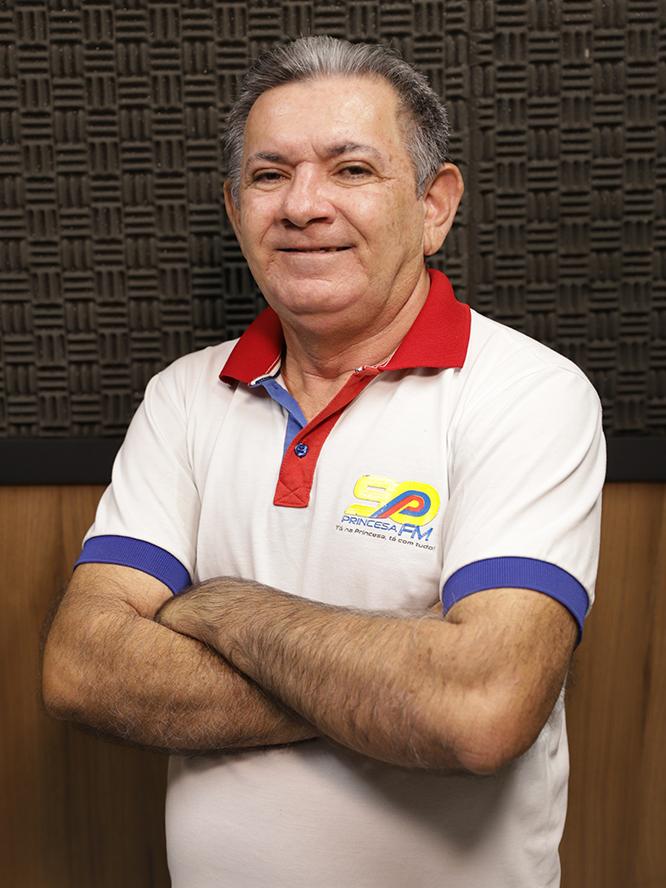 Junior Lopes - Locutor